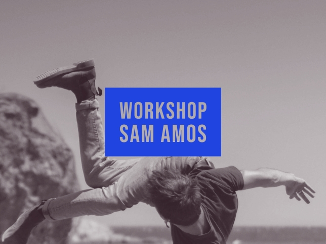 Sam Amos workshop